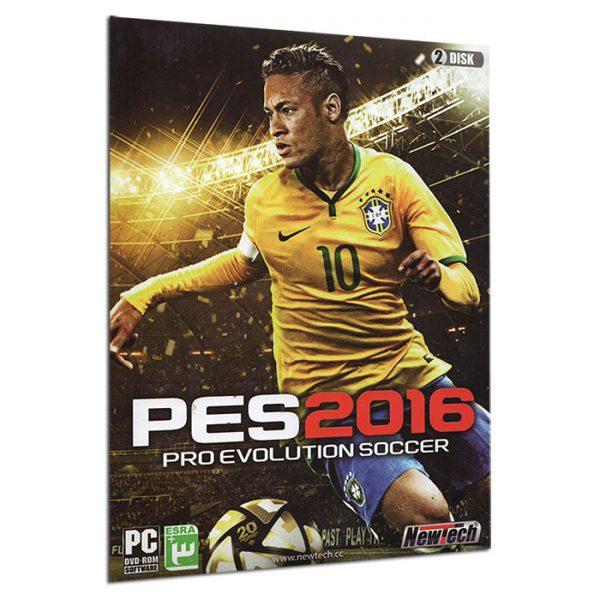بازی کامپیوتری Pro Evolution Soccer (PES) 2016