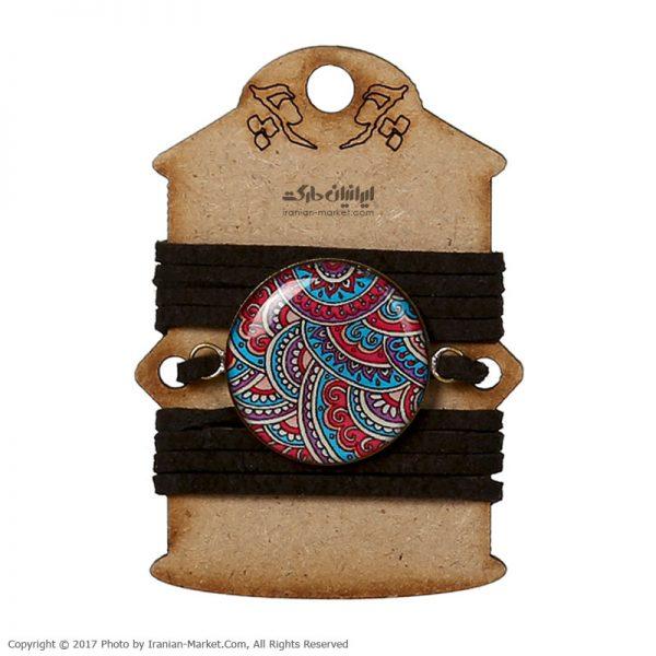 خرید اینترنتی دستبند طرح سنتی