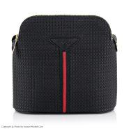 خرید اینترنتی کیف دوشی زنانه طرح GUCCI رنگ مشکی