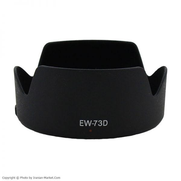 هود لنز Canon EF-S 18-135 مدل EW-73D